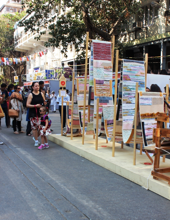 PHOTOGRAPH OF KALA GHODA ARTS FESTIVAL 2017 in mirandavoice.com