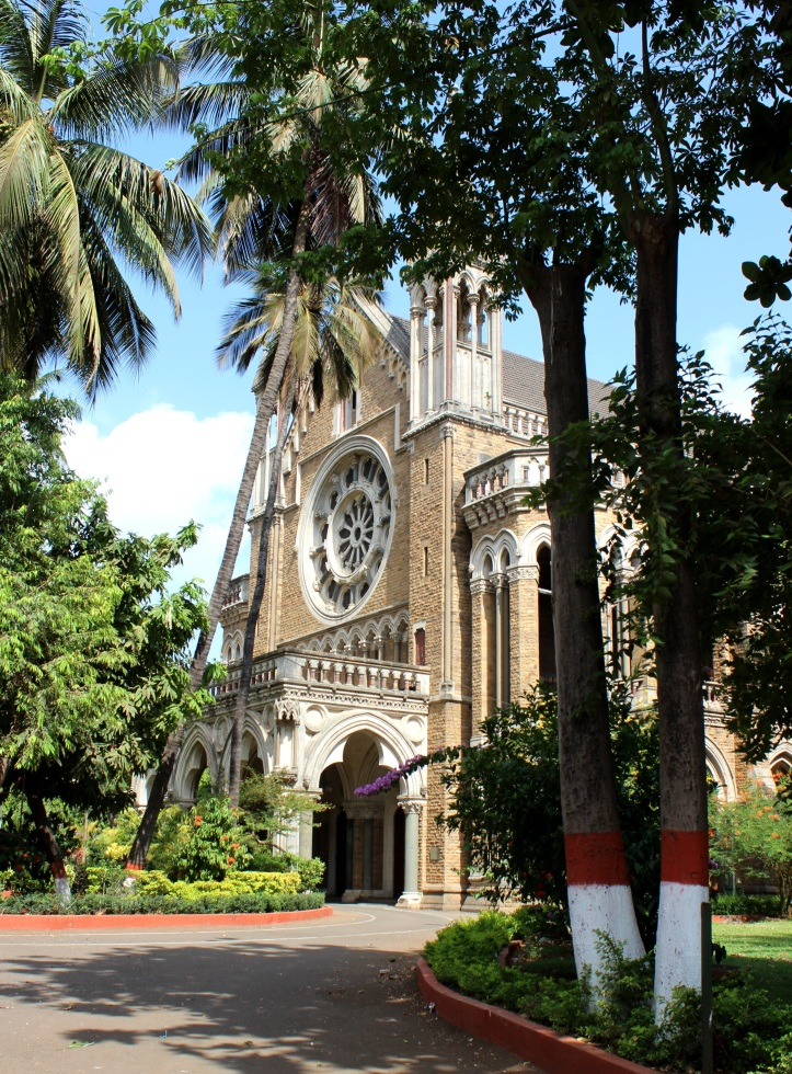 The Fort campus of the University of Mumbai - Photograph for purchase at Shutterstock