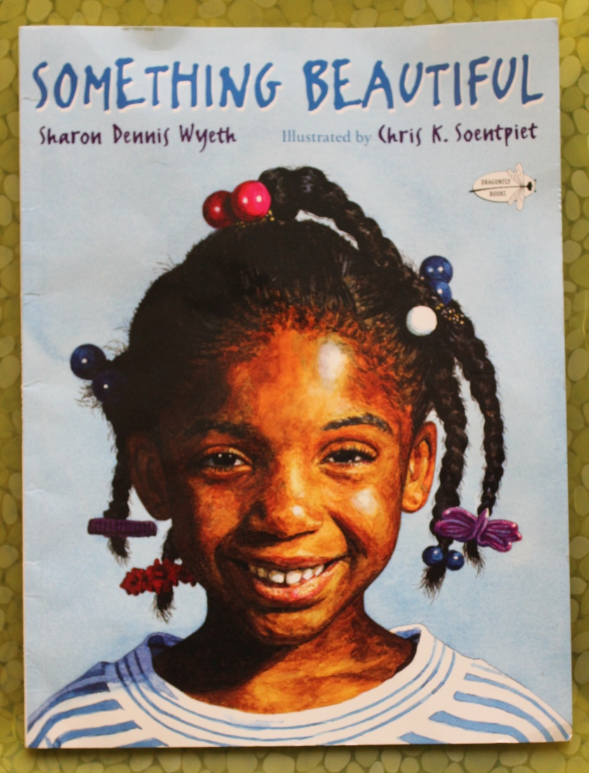 SOMETHING BEAUTIFUL - Story Book for Children