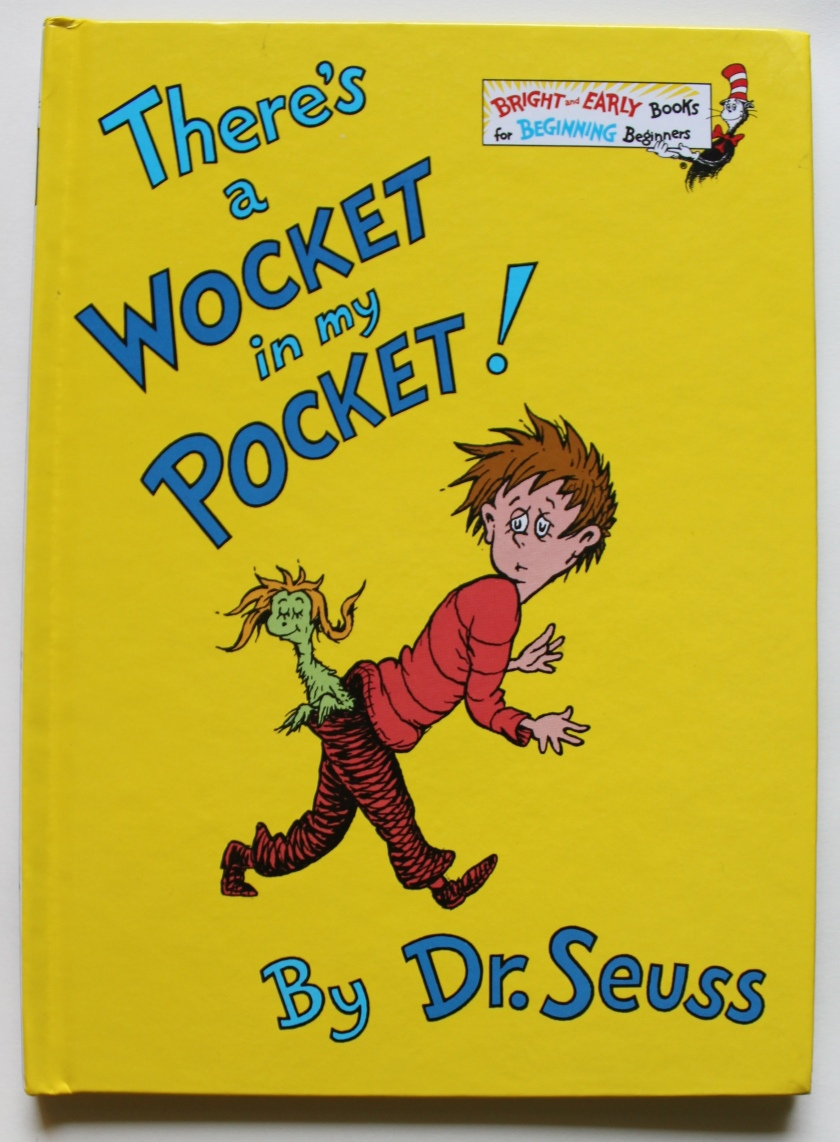 There_s a Wocket in my Pocket! By Dr. Seuss (Book Review in mirandavoice.com)
