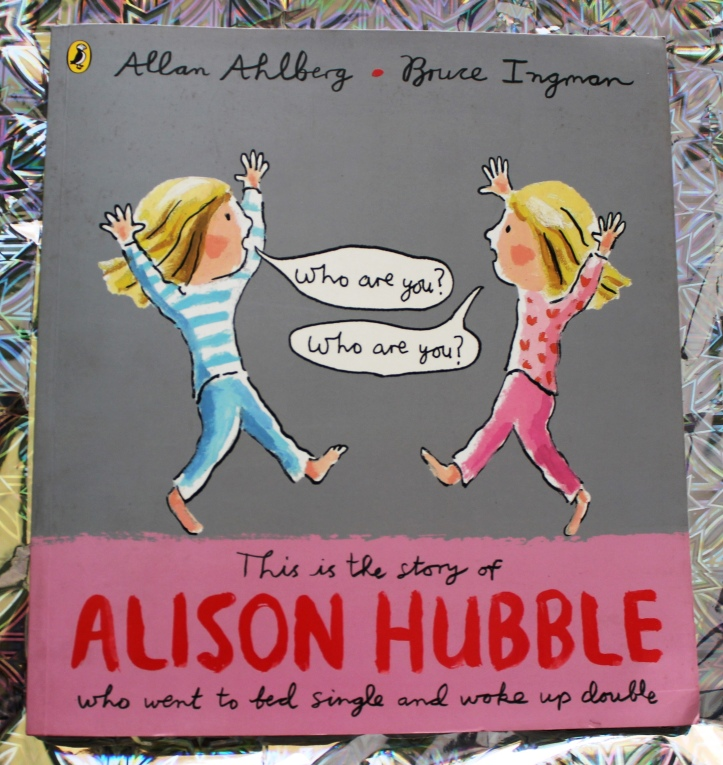 Book - ALISON HUBBLE by Allan Ahlberg ( Book Review in mirandavoice.com