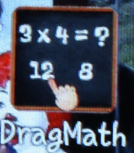 Icon of App - Drag-Math Multiplication!