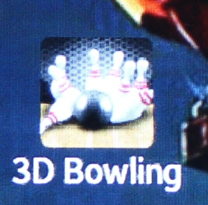 Icon of 3D Bowling game app