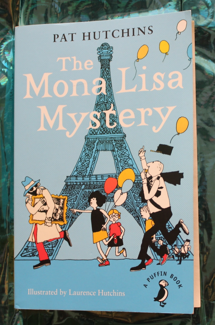 Book -The Mona Lisa Mystery by Pat Hutchins