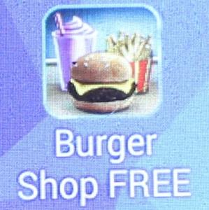Icon of App Burger Shop
