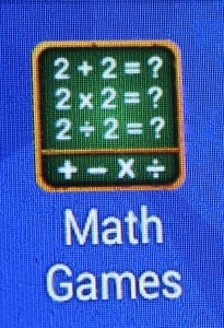 Icon of Math Games by GunjanApps Studios on Google Play Store