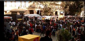The Crowd at Kala Ghoda Arts Festival 2019